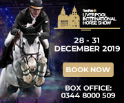 Liverpool International Horse Show 2019 (South Wales Horse)